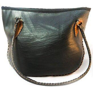 Recycled Tire Handbag