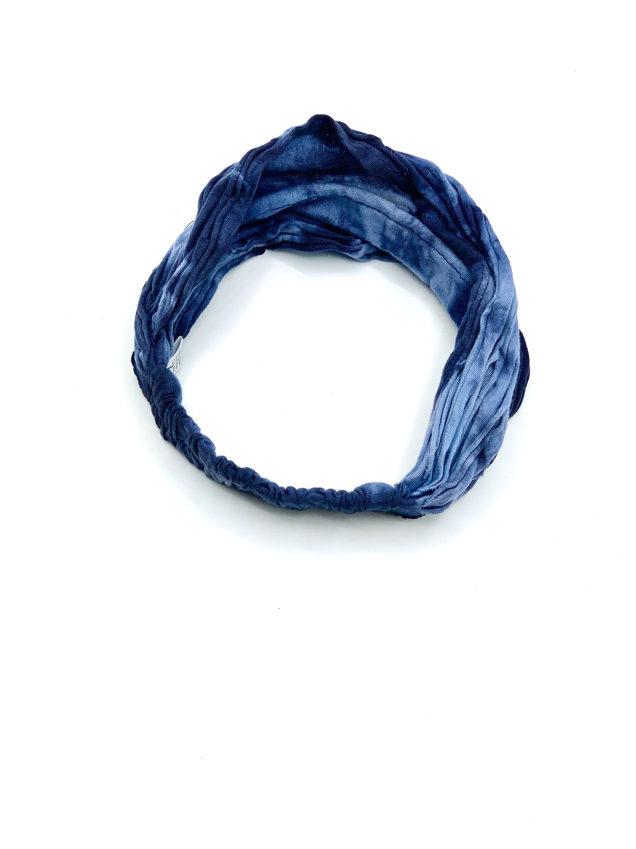 Ribbed Tie Dye Headband