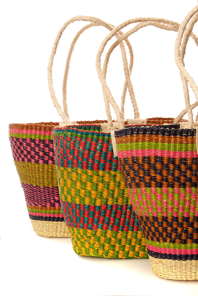 Impeccable Tote in Assorted Colors