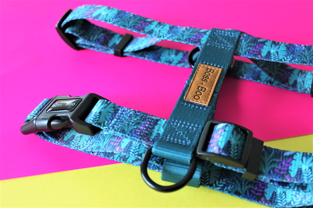 Secret Garden - Strap Harness