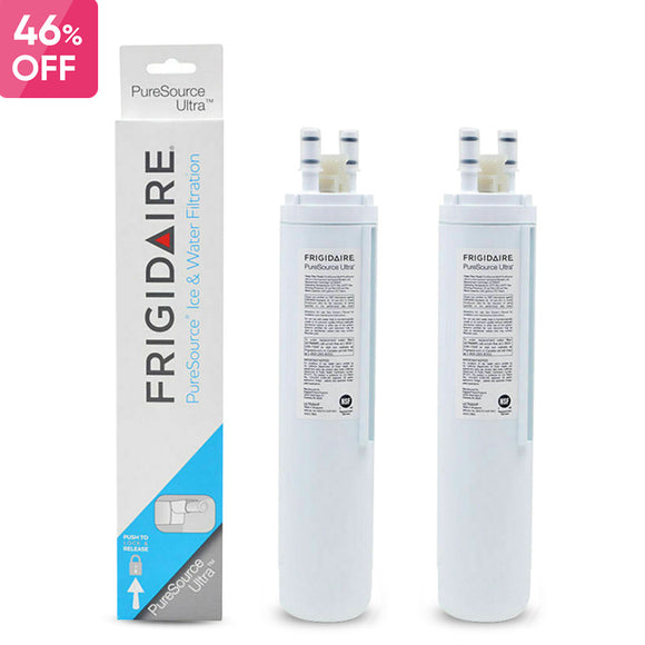 Fit Frigidaire PureSource Ultra Refrigerator Ice Water Filter Cartridge Replacement - discountfridgefilter