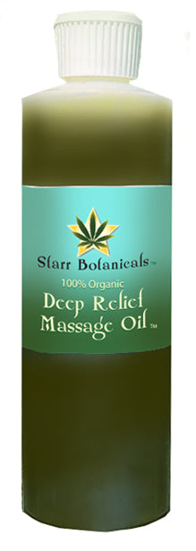 Deep Relief™ Massage Oil