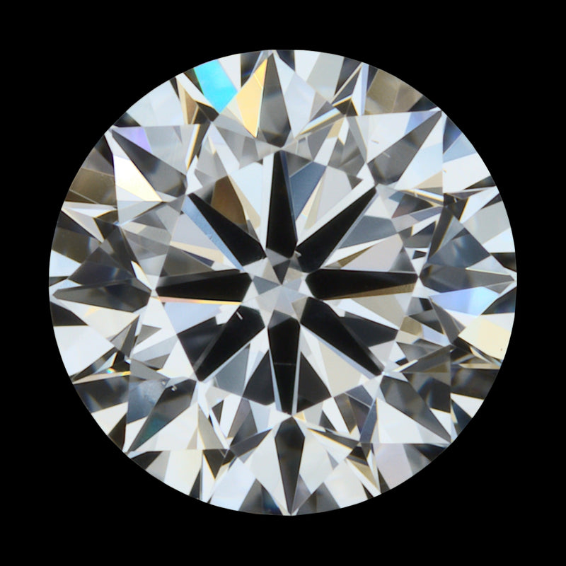 0.50 Carat D-Color VS1-Clarity Round Diamond