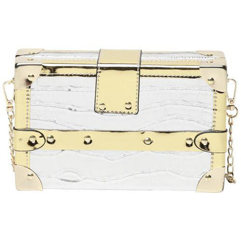 Carrie Square Crossbody Bag