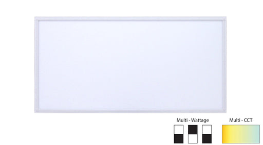 29W-49W 2' x 4' LED Back Lit Panel 130LM/W Multi Watt / CCT - LEDone - CSLED