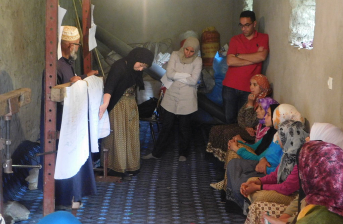 Empowering Women for Democratic Participation in Morocco