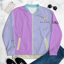 Load image into Gallery viewer, We Are All Soulmates - Unisex Bomber Jacket
