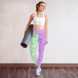 We Are All Soulmates - Yoga Leggings