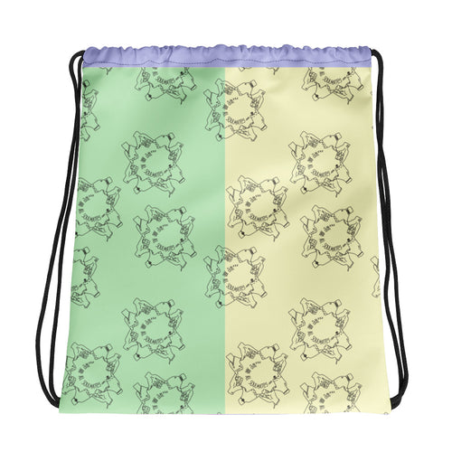 We Are All Soulmates - Drawstring bag