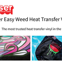 Siser Easy Weed Colours SHEETS