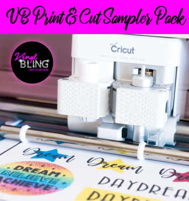 VB Print & Cut Sampler Pack