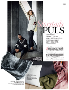 ELLE Deco Sweden - Urban Pulse