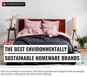 The Independent - The best environmentally sustainable homeware brands