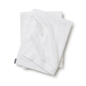 Organic Cotton Towel White