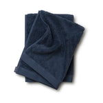 Organic Cotton Towel Petrol