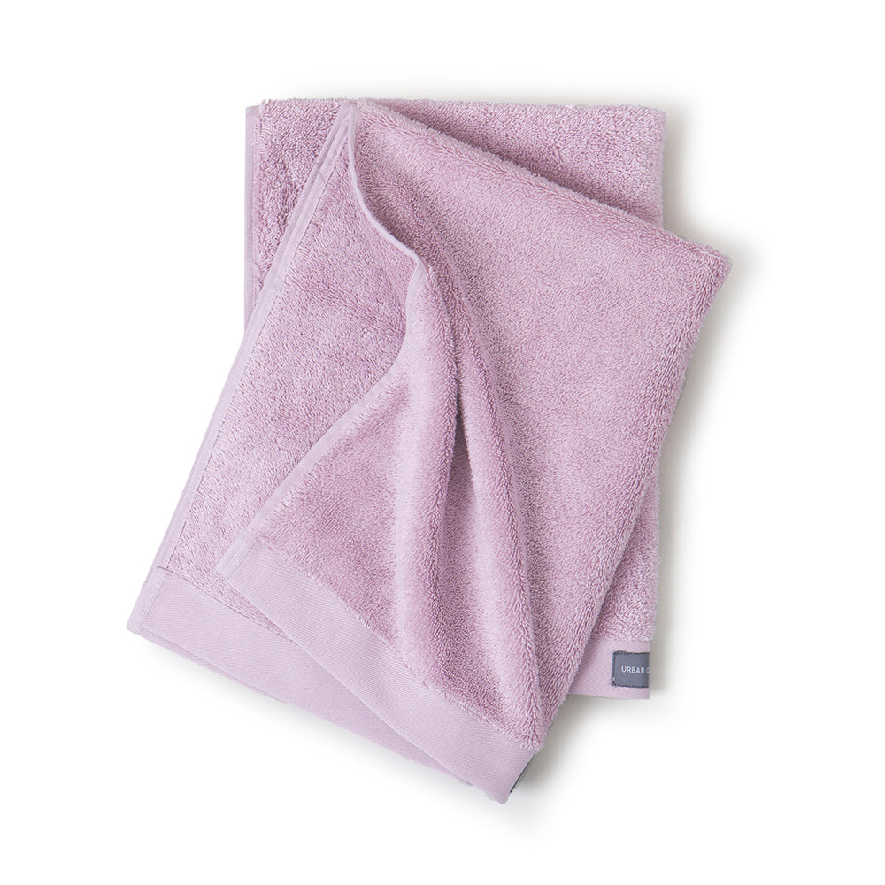 Organic Cotton Towel Keepsake Lilac