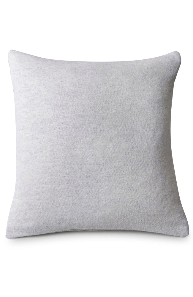 Recycled Wool Cushion Light Grey