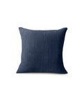 Structured Cushion Petrol