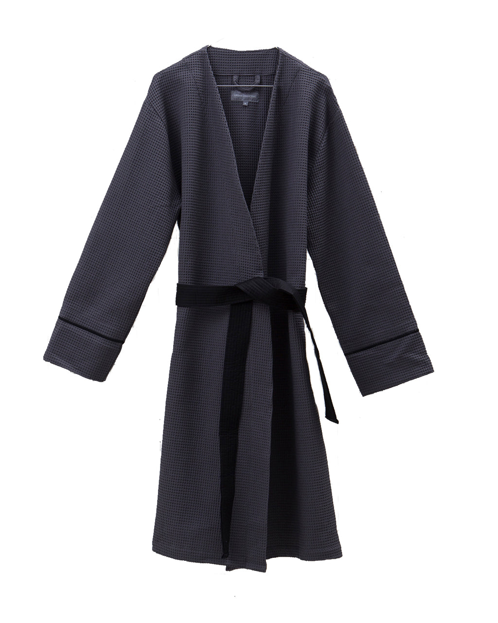 Waffle Cotton Robe by Raul Magdaleno