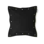No 3 Metal Stud Cushion by Raul Magdaleno