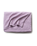 Structured Bedspread Keepsake Lilac