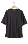 Oversize Cotton T-shirt Grey