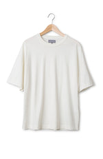Oversize Cotton T-shirt White