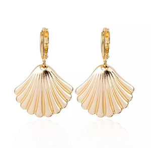SAINT TROPEZ EARRINGS (GOLD)