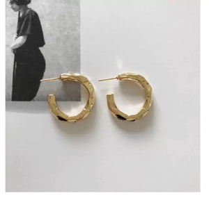 BARCELONA EARRINGS (GOLD)