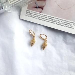 FAKISTRA EARRINGS (GOLD)