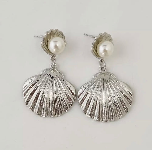 BYRON EARRINGS (SILVER)