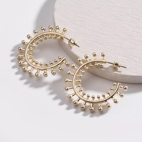 SOHO EARRINGS (GOLD)