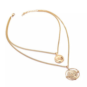 IBIZA NECKLACE (GOLD)