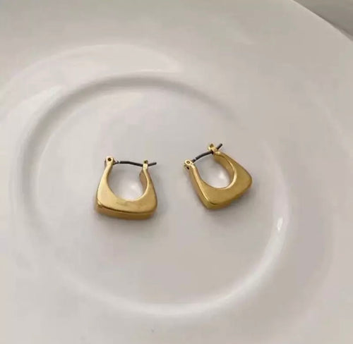 VALENCIA EARRINGS (GOLD)