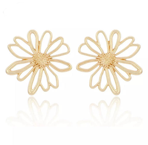 DAISY EARRINGS (GOLD)