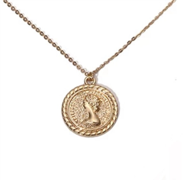 VENICE NECKLACE (GOLD)