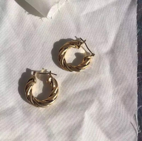 COSTA del SOL EARRINGS (GOLD)