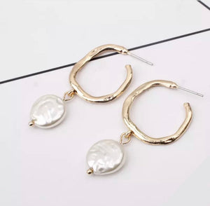 SALAMANCA EARRINGS (GOLD)