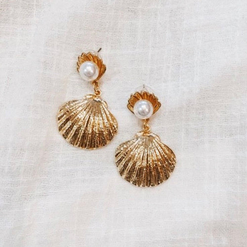 BYRON EARRINGS (GOLD)