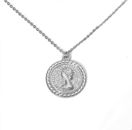 VENICE NECKLACE (SILVER)