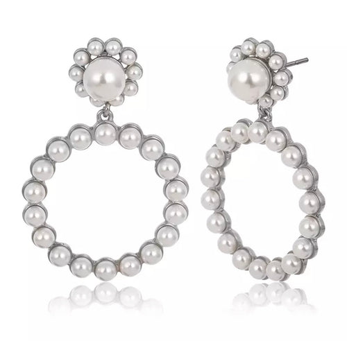 NAPA EARRINGS (SILVER)