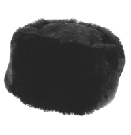 Short Fur Sheepskin Cossack Hat - Artemis Brighton