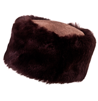 Load image into Gallery viewer, Short Fur Sheepskin Cossack Hat - Artemis Brighton