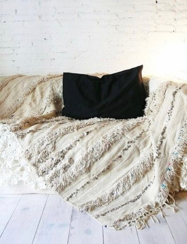 Moroccan Wedding Blanket - Artemis Brighton