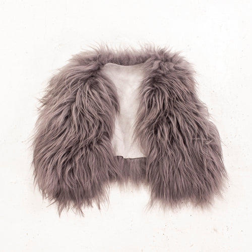 Adult Sheepskin Gilet - Artemis Brighton