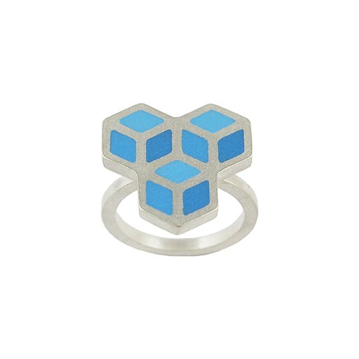 Cube trois ring 1