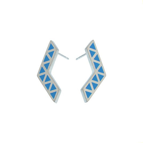 Iso v earrings