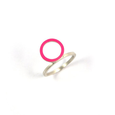 Cercle stackable ring