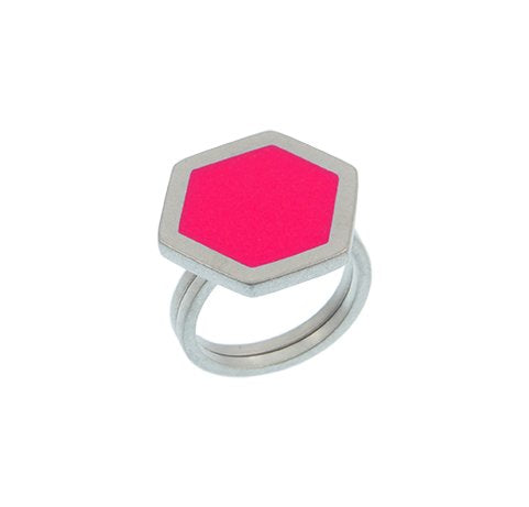 Hex adjustable ring