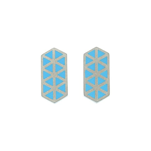 Iso barre earrings